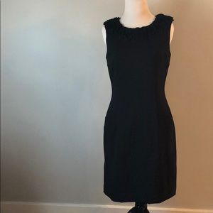 Black Charter Club Dress with pockets